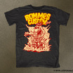 Romme-tshirt-black