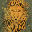 Lion-of-judah-body-detail