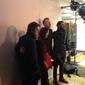 FF filmmakers Phil Cox, David Leitner, Jessica Yu, Morgan Spurlock and Jeremiah Zagar strike a pose!