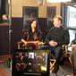 Jessica Yu and Morgan Spurlock on AT&T U-Verse!