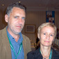 Michael Tucker and Petra Epperlein