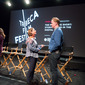 "At ""The Future is Short: Storytelling in the Digital Age"" we hosted during the ""Tribeca Talks"" series"