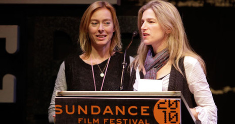 Directors Ricki Stern & Annie Sundberg