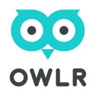 Owlr logo rgb 512px v2 whitebg