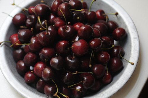 Your Best Recipe for Cherries