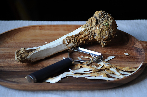 Your Best Recipe with Horseradish