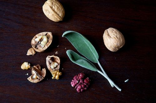 Your Best Walnuts & Sage
