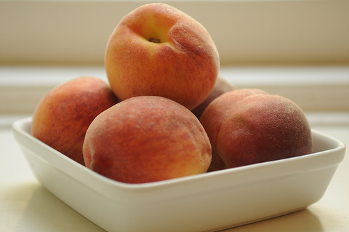 Your Best Peach Recipe