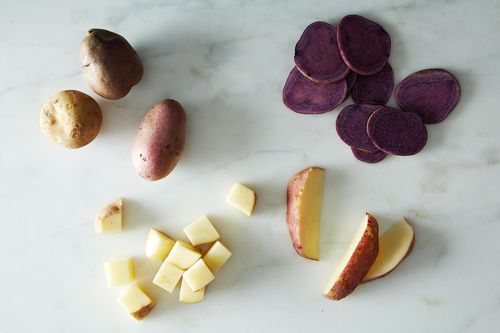 Your Best Recipe with Potatoes