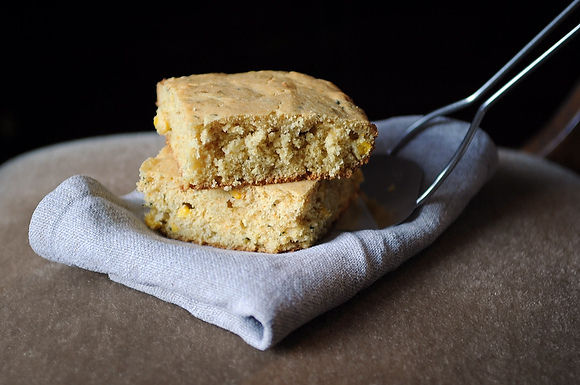 Double Corn Corn Bread