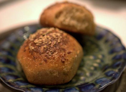 Parmesan Herb Rolls