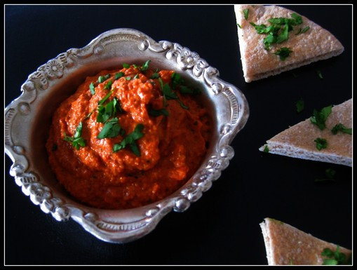 Simple Muhammara