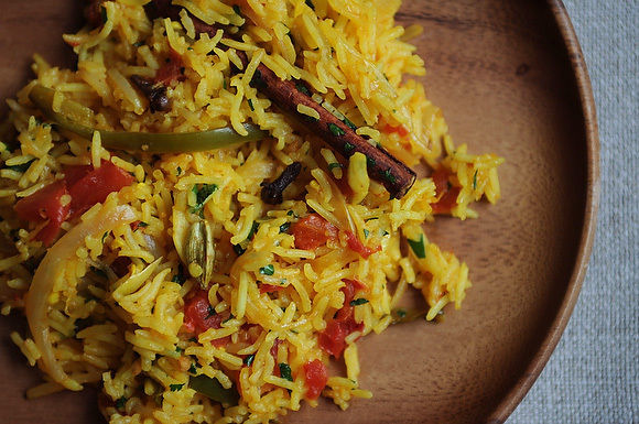 Tomato Rice
