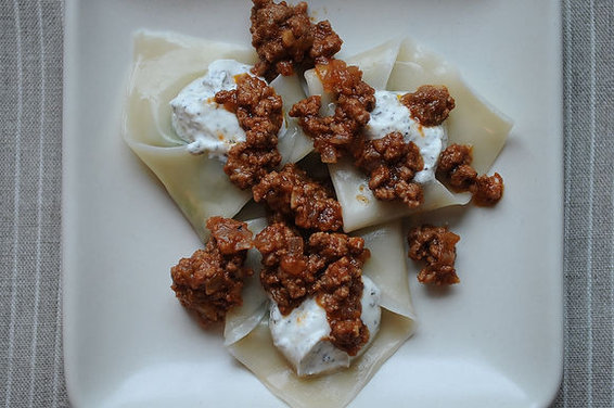Afghan Dumplings