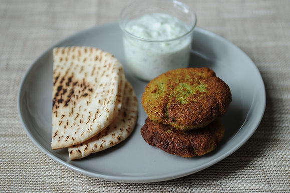 World's Easiest Falafel