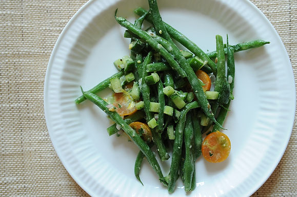 Haricot Verts a la Dijonnaise