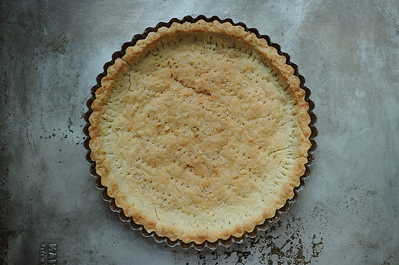 Paule Caillat's Brown Butter Pastry Crust