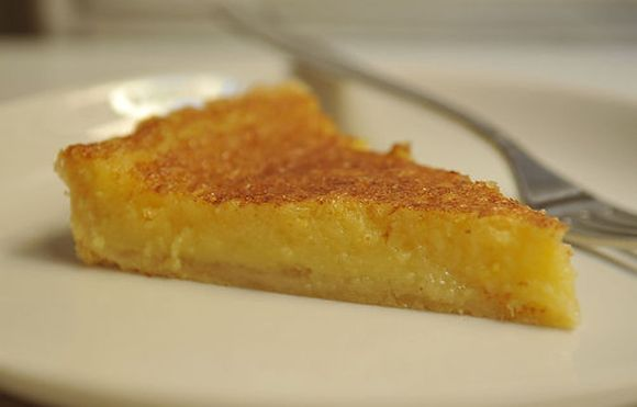 Lazy Marry's Lemon Tart