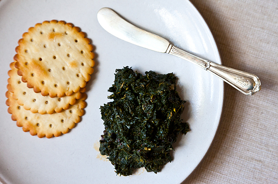 Paula Wolfert's Herb Jam