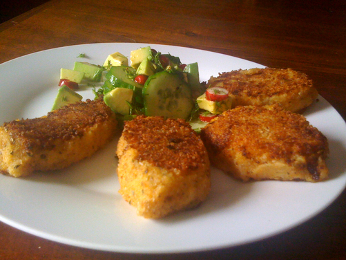 Mashed Potato Korokke