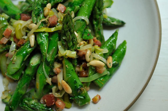 Absurdley Addictive Asparagus