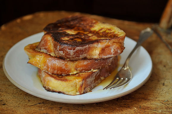Bell-less, Whiste-less, Damn Good French Toast