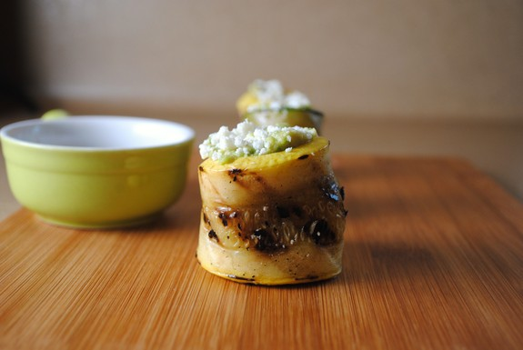 eager to try zuccaghetti lemon basil roasted summer squash with garlic ...