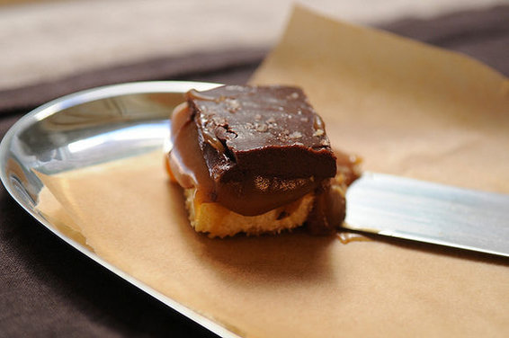 Millionaire's Shortbread
