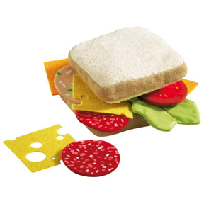 Plushy Play Sandwich