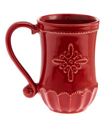 Villandry Boxwood and Bow Mug