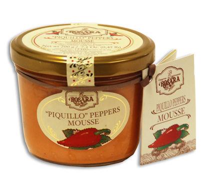 Piquillos Pepper Mousse
