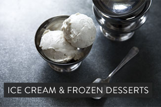 Earl Grey Caramel Ice Cream with Fleur de Sel