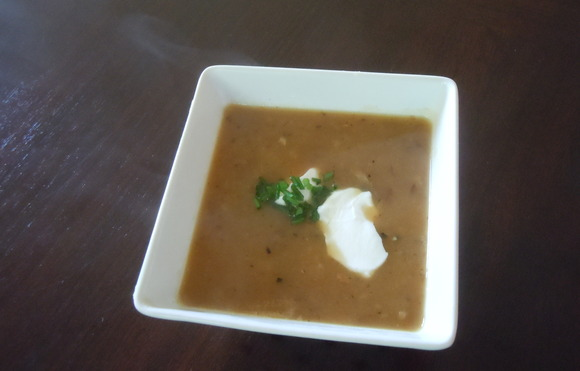Roasttatersoup