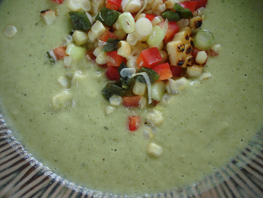 Spicy-summer-soup