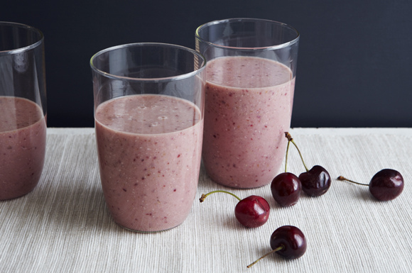 Cherry_berry_banana_smoothie