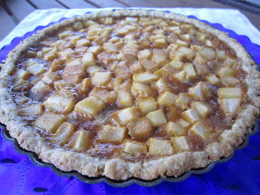 Pear_molasses_tart