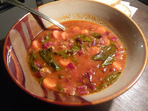 Bean_whole_grain_and_vegetable_soup_1