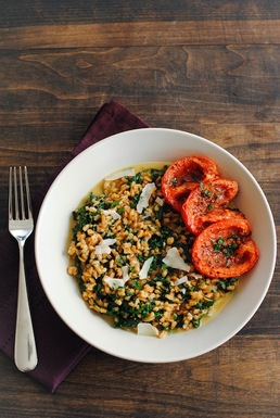 Farro_kale_risotto_with_roasted_tomatoes4