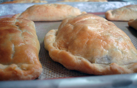Collard-and-cheese-pasty