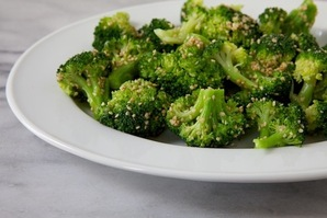 Easy Everyday: Sesame and Lemon Broccoli