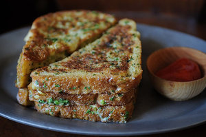 Easy Everyday: Crispy Salt and Pepper French Toast