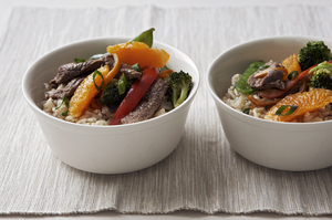 Make This Tonight: Satsuma, Beef and Vegetable Stir-Fry