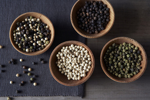 From Scratch: Peppercorn Primer
