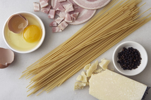 Easy Everyday: Spaghetti alla Carbonara