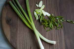 How to Use Scallions