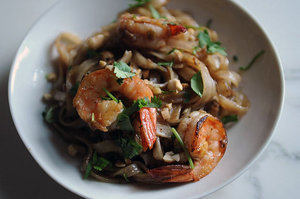 Make This Tonight: Shrimp Pad Thai