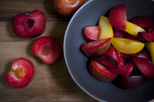 How to Use Plums
