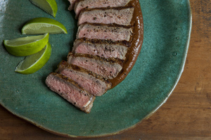 Make This Tonight: Mole Grilled Steak