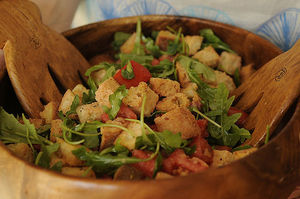 Make This Tonight: BLT Panzanella