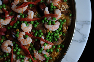 Make This Tonight: Tailgate Paella